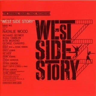 Leonard Bernstein<br>West Side Story (The Original Sound Track Recording)<br>CD, RE